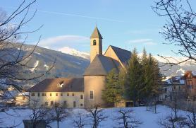 Cavalese - klášter