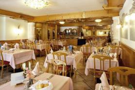 Val di Fiemme a hotel Bellavista s restaurací