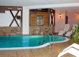 Italský hotel Canada s bazénem