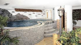 Val di Fiemme a hotel La Roccia s wellness