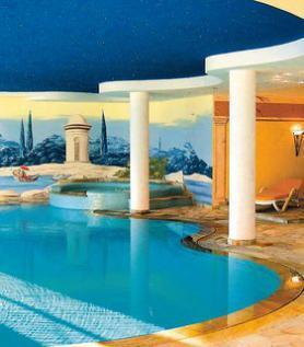 Val di Fiemme a hotel Lagorai s bazénem