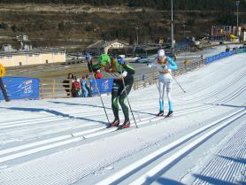 Závod Marcialonga - závodníci