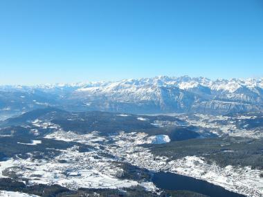 Pohoří Lagorai