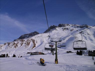 Val di Fiemme a Obereggen s lanovkou