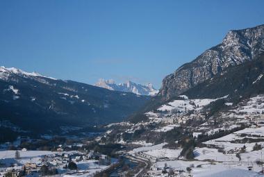 Údolí Val di Fiemme