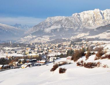 Val di Fiemme a středisko Varena
