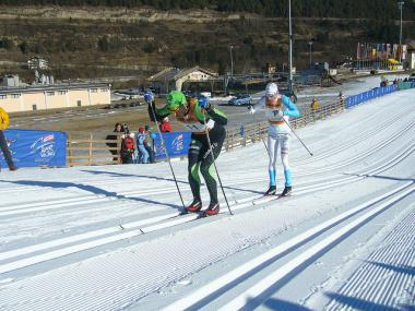 Závod Marcialonga Skiing, Val di Fiemme