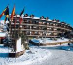 Italský hotel Centro Vacanze Veronza v zimě