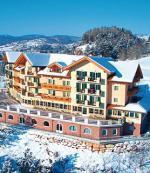 Val di Fiemme a hotel Lagorai v zimě